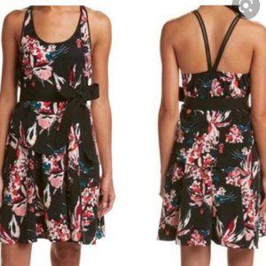 Derek lam athleta floral dress